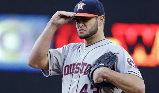 McCullers Astros