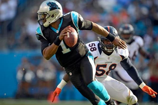 Panthers vs Broncos