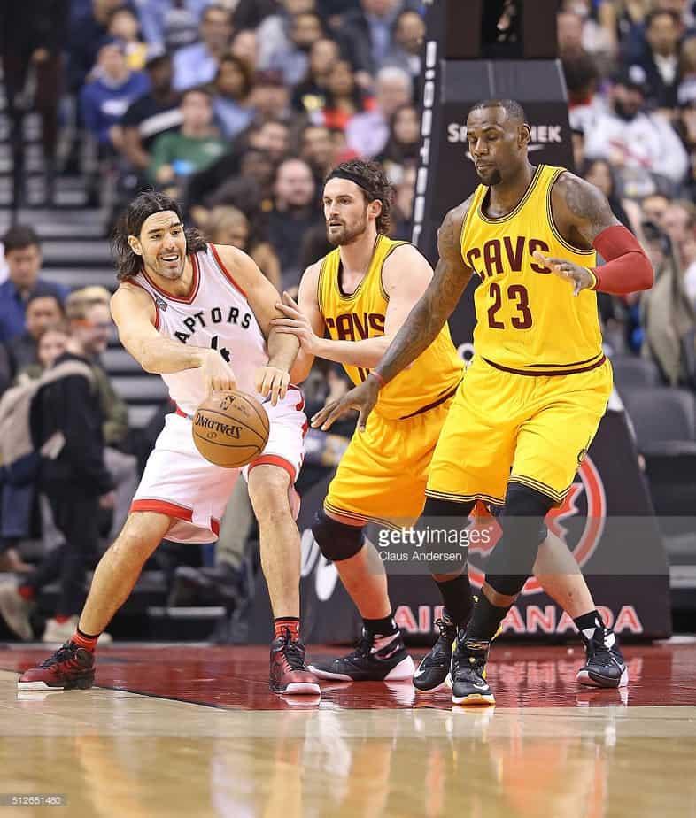 Cleveland Cavaliers vs Toronto Raptors