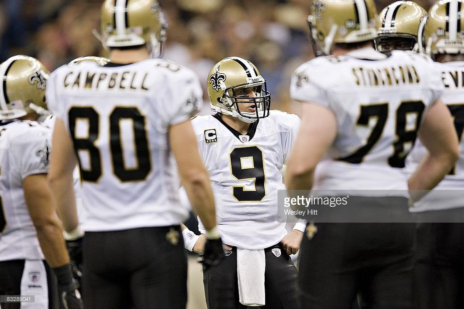 Oakland Raiders at New Orleans Saints