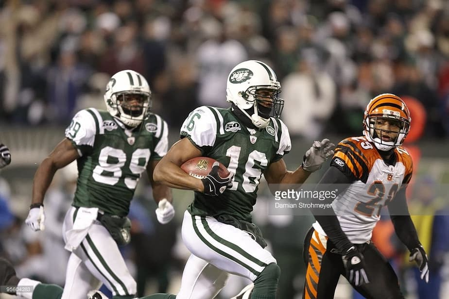 Cincinnati Bengals at New York Jets