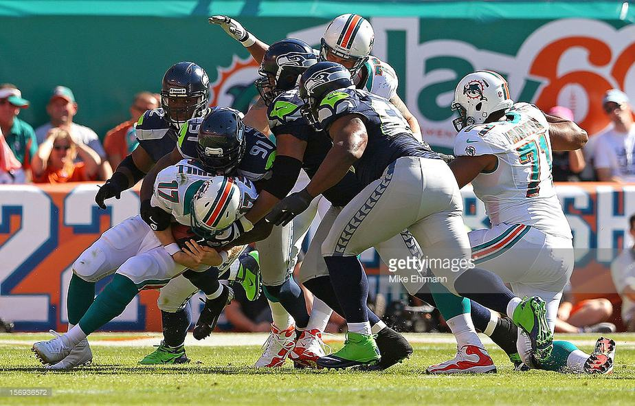 Miami Dolphins at Seattle Seahawks