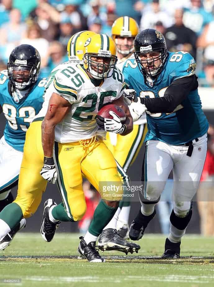 Green Bay Packers at Jacksonville Jaguars