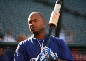 Los Angeles Dodgers Carl Crawford