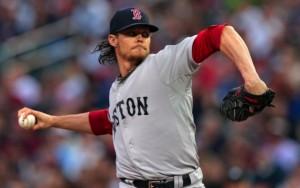Boston Red Sox Clay Buchholz