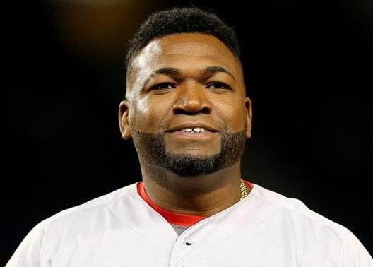 Boston Red Sox David Ortiz