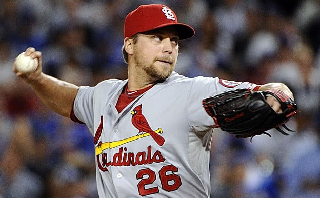St. Louis Cardinals Trevor Rosenthal