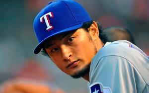 Texas Rangers Yu Darvish