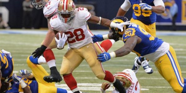 LA Rams vs San Francisco 49ers
