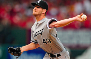 Chicago White Sox Chris Sale
