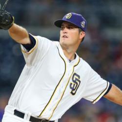 San Diego Padres Drew Pomeranz