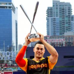 Giancarlo Stanton Home Run Derby