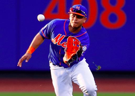 New York Mets Juan Lagares