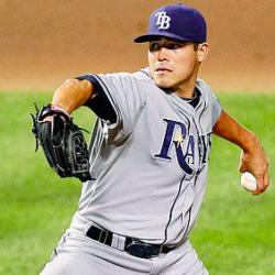 Tampa Bay Rays Matt Moore
