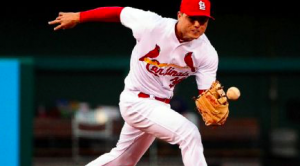 St. Louis Cardinals Aledmys Diaz