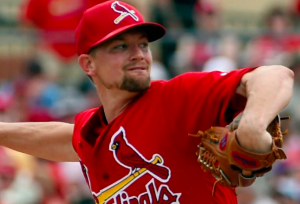 St. Louis Cardinals Mike Leake