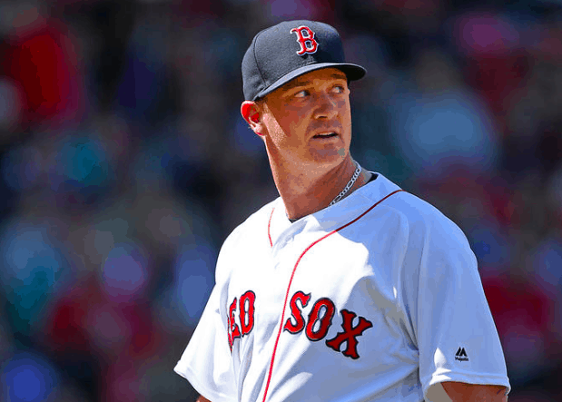 Boston Red Sox Steven Wright