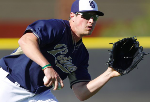 San Diego Padres Hunter Renfroe