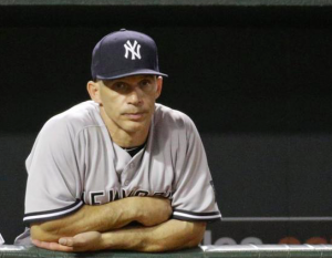 New York Yankees Joe Girardi
