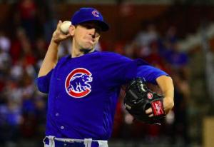 Chicago Cubs Kyle Hendricks