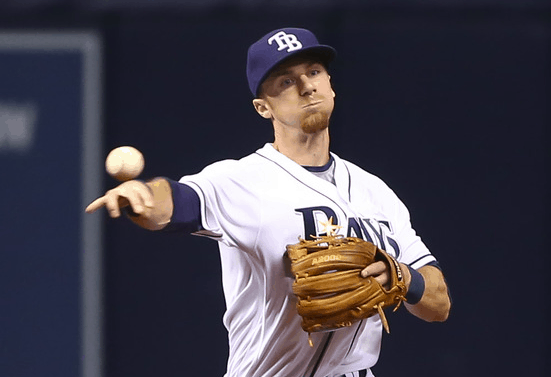 Tampa Bay Rays Matt Duffy