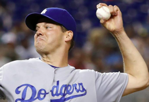 Los Angeles Dodgers Rich Hill