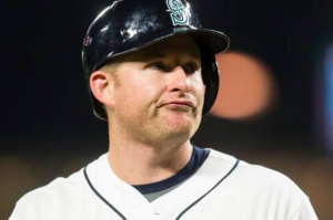 Seattle Mariners Steve Clevenger