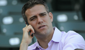 Chicago Cubs Theo Epstein