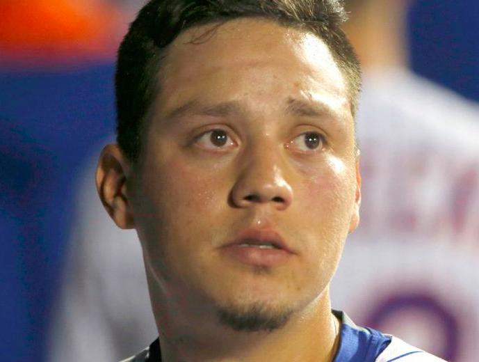 New York Mets Wilmer Flores