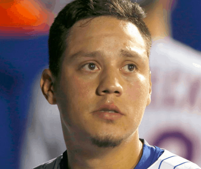 New York Mets Wilmer Flores