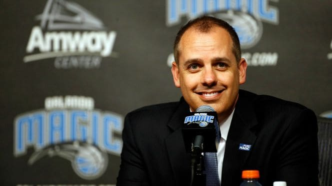 The Orlando Magic have hit it right this time, signing Frank Vogel as the new head Coach!!!