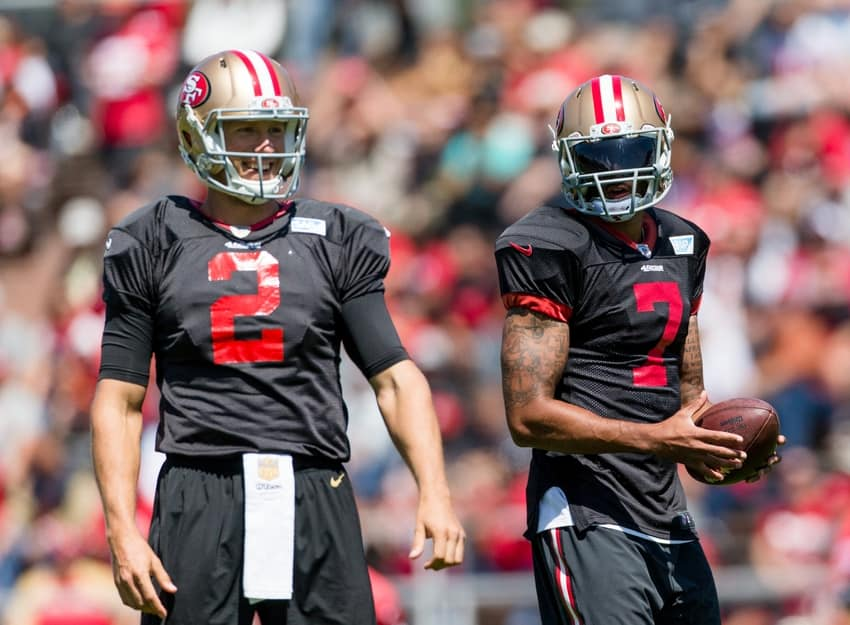 Don't Bank On The 49ers Being Better With Colin Kaepernick ...