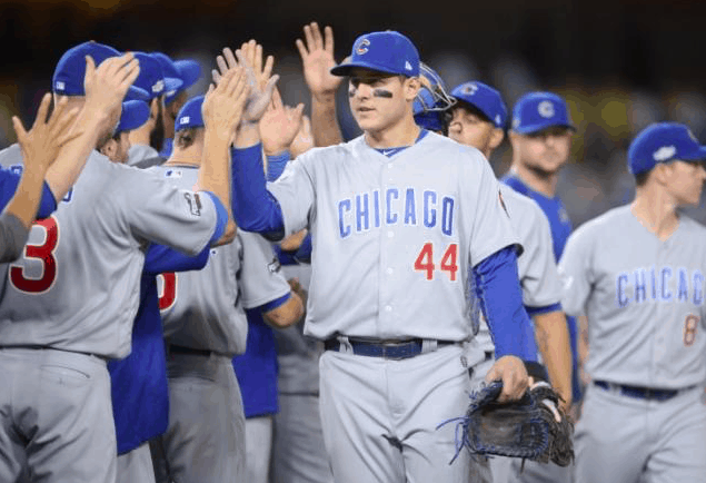 Chicago Cubs NLCS