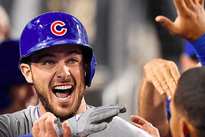 Chicago Cubs Los Angeles Dodgers NLCS