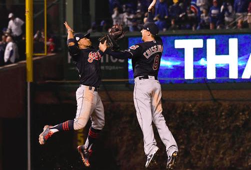 Cleveland Indians World Series