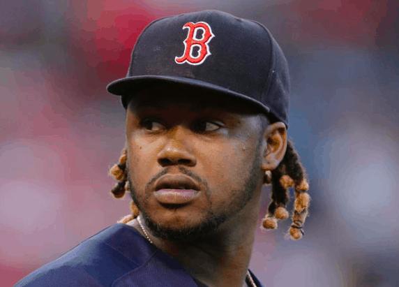 Boston Red Sox Hanley Ramirez