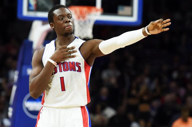 Reggie Jackson made the right choice to leave the OKC Thunder and sign with the Pistons!!!