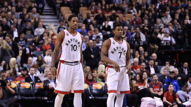 Lowry-DeRozan have been one of the most energetic duos in the league last season!!!