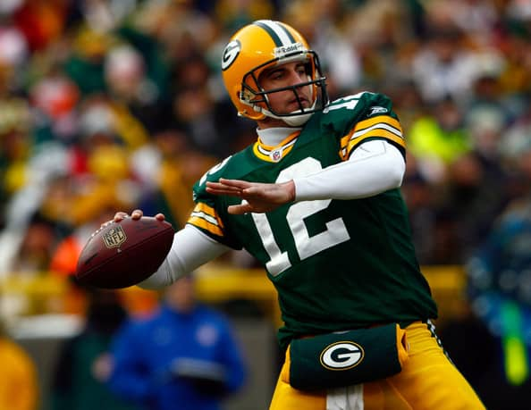 Packers hope that Rodgers will improve his passing as they need to improve their scoring desperately!!!