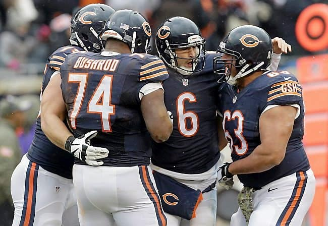 The Chicago Bears defense has not been great so far!!!