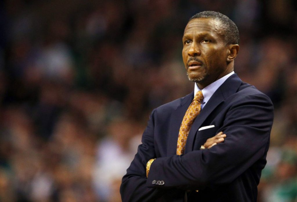 Dwane Casey has been doing a magnificent job on the sidelines!!!