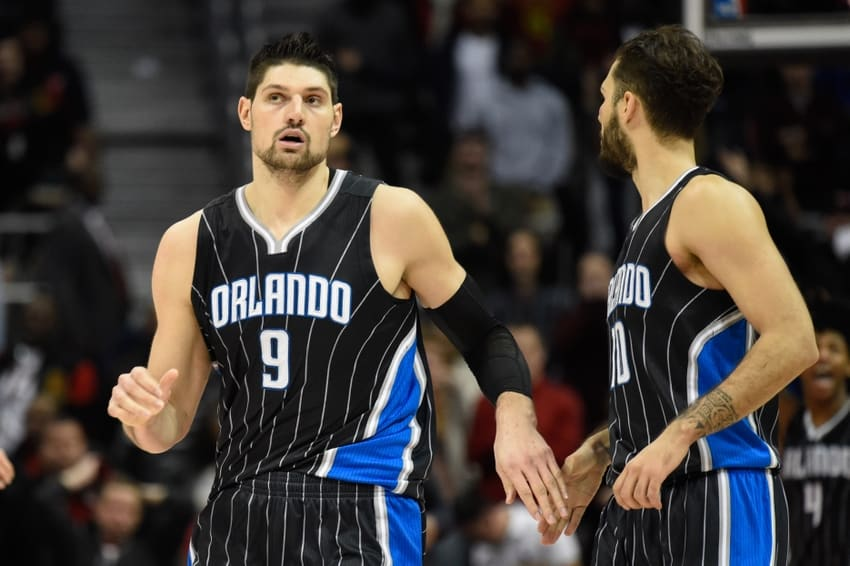 Nikola Vucevic has been magnificent for the Magic, ever since Howard left the team!!!