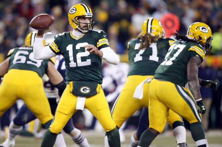 Nfl Week 8 Green Bay Packers Vs Atlanta Falcons Match