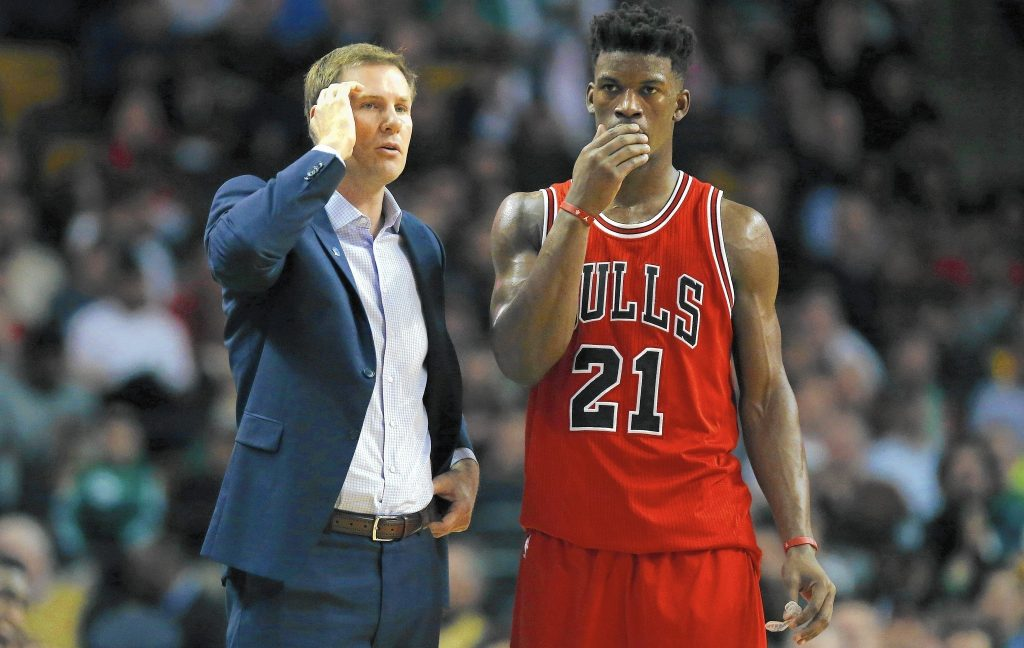 "Jimmy Butler called out Hoiberg and said he was ""TOO SOFT"" !!!"