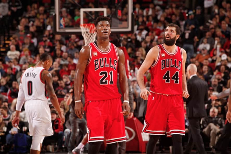 With D-Rose gone, Jimmy Butler takes the leader role on the team!!!