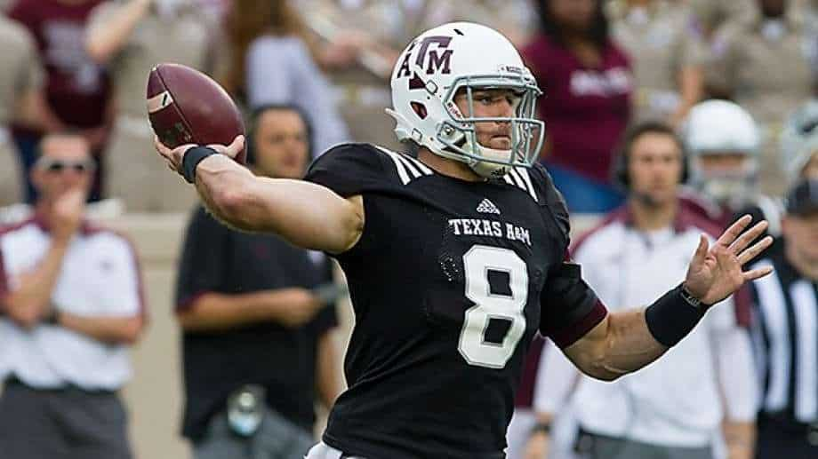Trevor Knight will be the key player for Texas A&M