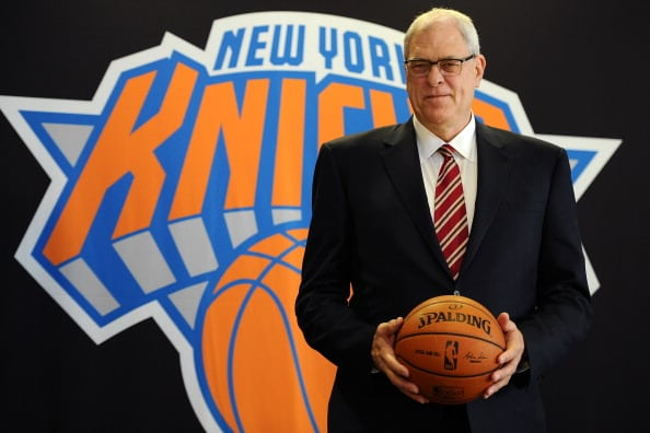 The Great Zen Master has not been that Great as a President of the Knicks over the past 2 years!!!