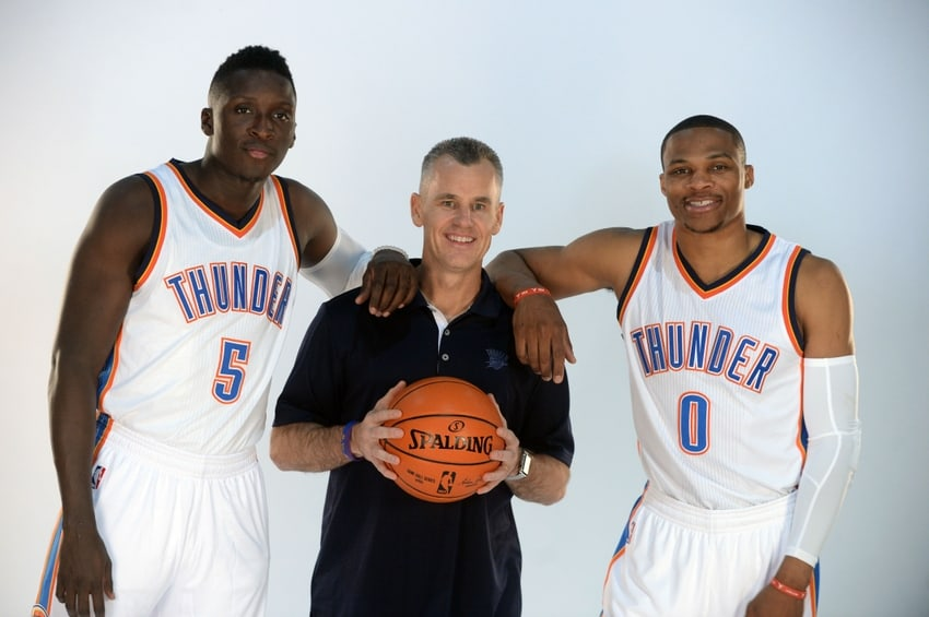 Led by Billy Donovan, Oladipo and Westbrook, the OKC Thunder should once again be among the top teams in the West!!!