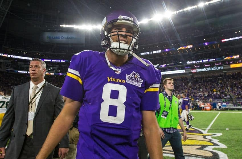 Sam Bradford will hardly repeat his poor performance two weeks in a row!!!