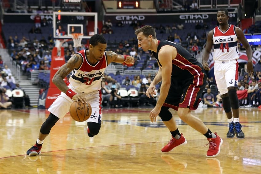 Washington Wizards guard Trey Burke will be a nice addition to the backcourt!!!